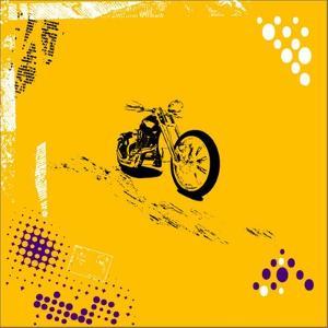 Grunge Background Vector by elanur us