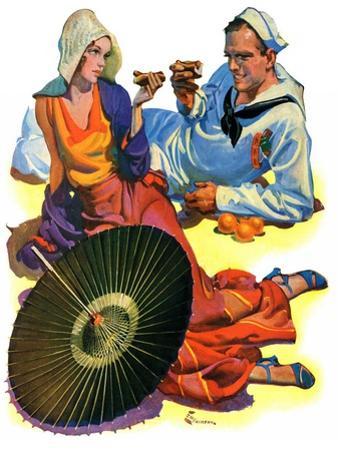 """Shore Leave,""August 8, 1931"