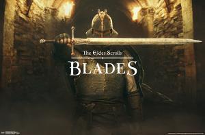 Elder Scrolls: Blades - Key Art