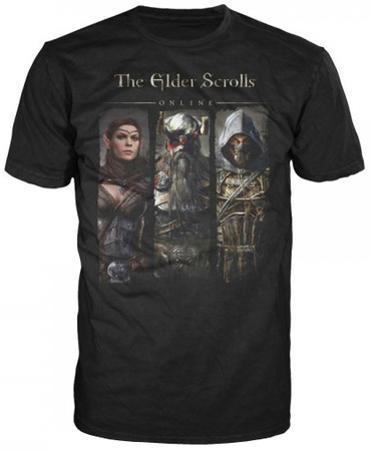 Elder Scrolls - Characters