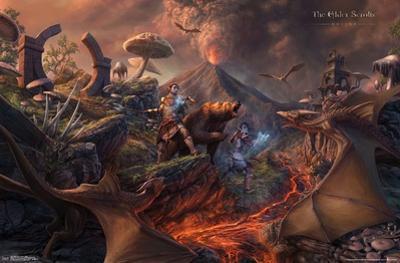 Elder Scrolls Online - Battle