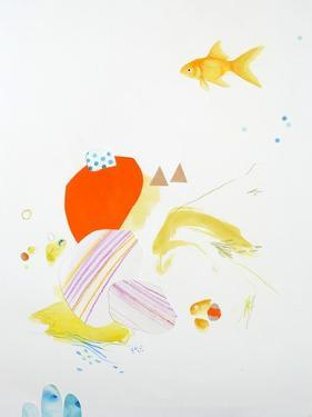 Fish Composition, 2015 by Ele Grafton
