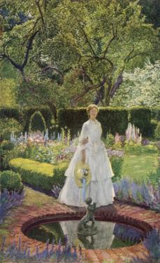 Come into the Garden Maud by Eleanor Fortescue Brickdale
