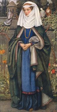 Enid by Eleanor Fortescue Brickdale