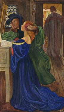'I Have Married a Wife, and Therefore I Cannot Come', 1900 by Eleanor Fortescue-Brickdale