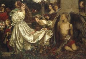 The Uninvited Guest by Eleanor Fortescue Brickdale
