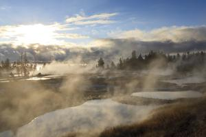 Freezing Mists by Eleanor