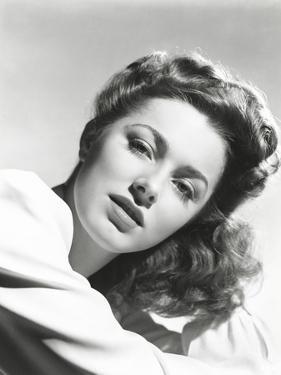 Eleanor Parker, Ca. Mid-1940s