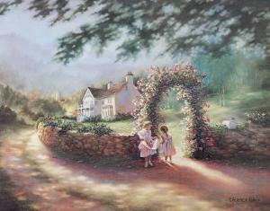 The Rose Arbor by Eleanor Polen