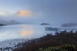 Reflection in the Clearing Fog by Eleanor