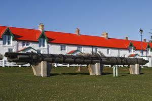 Ss Great Britain Mizzen Mast by Eleanor