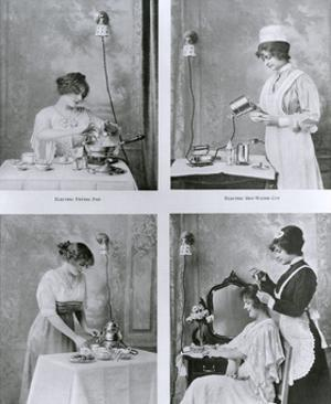 Electric Devices 1913
