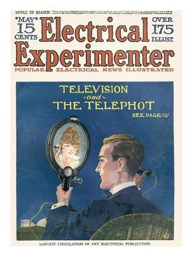 Electrical Experimenter, 1918, USA