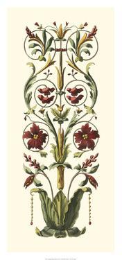 Elegant Baroque Panel II