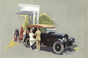 Elegant Old-Style Touring