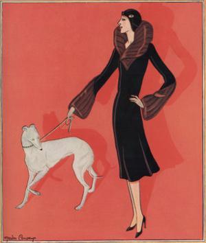 Elegant Outdoor Fashion by Gordon Conway