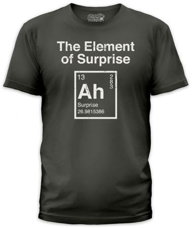 Element Of Surprise (slim fit)