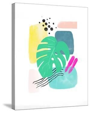 Abstract Shapes 3 by Elena David