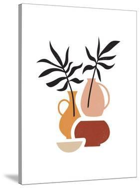 Abstract Vases by Elena David