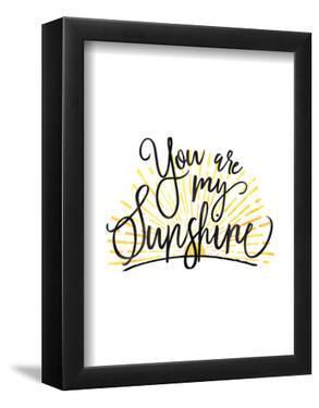You Are My Sunshine by Elena David