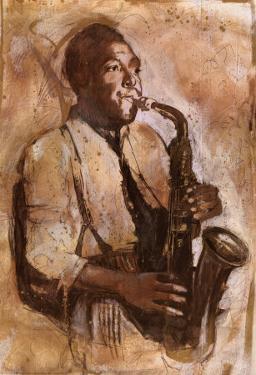 Jazz III by Elena