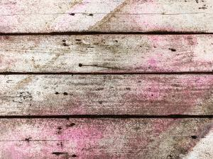Old Wood Planks, Perfect Background by Elena Larina