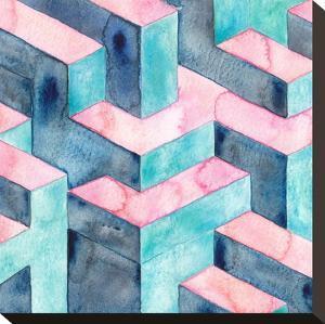 Watercolour Illusion by Elena O'Neill