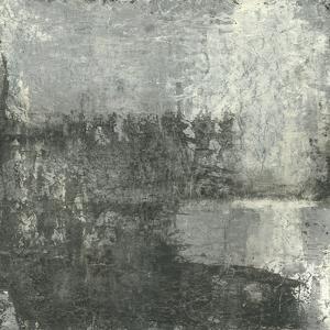 Gray Abstract III by Elena Ray