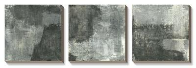 Grey Abstract by Elena Ray