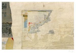 Modern Collage III by Elena Ray