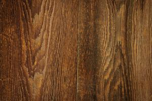 Brown Rustic Wood Grain Texture as Background by elenathewise