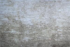 Old Wooden Background of Weathered Distressed Rustic Wood with Faded Light Blue Paint Showing Woodg by elenathewise
