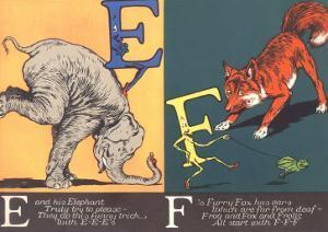Elephant and Fox