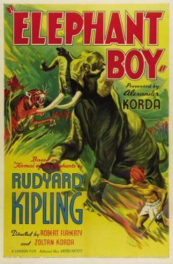 Elephant Boy, 1937
