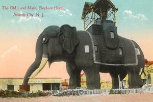 Elephant Hotel, Atlantic City
