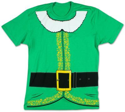 Elf Costume Tee (Slim Fit)