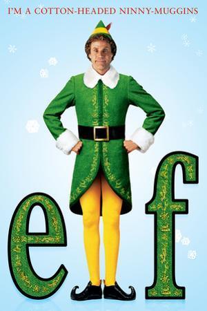 Elf - One Sheet