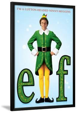 Elf - One Sheet