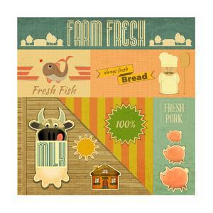 Farm Fresh Organic Products by elfivetrov