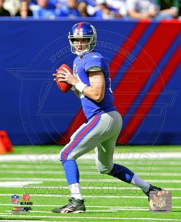 Eli Manning 2010 Action
