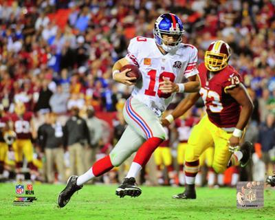 Eli Manning 2014 Action