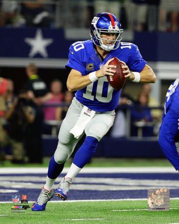 Eli Manning 2015 Action