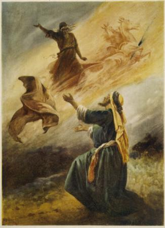 Elijah Goes to Heaven