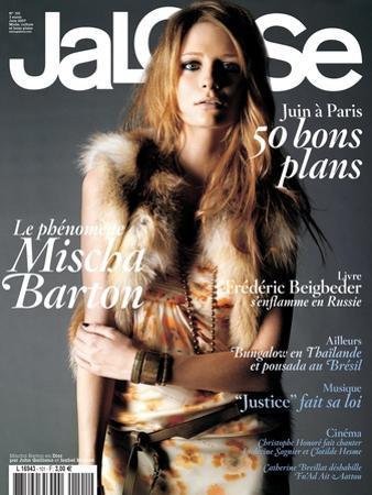 Jalouse, June 2007 - Mischa Barton by Elina Kechicheva