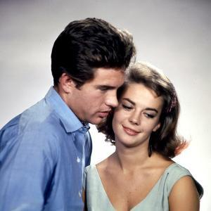 American Actors Warren Beatty and Natalie Wood in their Film 'Splendor in the Grass', 1961 by Eliot Elisofon