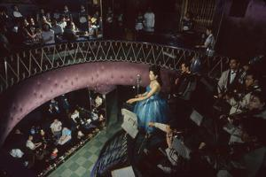 Band in Nightclub, Tokyo, Japan, 1962 by Eliot Elisofon