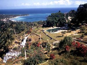 December 1946: Shaw Park in Ocho Rios Bay, Jamaica by Eliot Elisofon