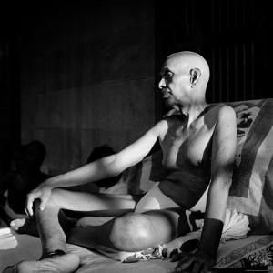 Sri Ramana Maharshi by Eliot Elisofon