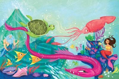 Hidden Ocean Treasures - Jack & Jill