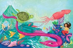 Hidden Ocean Treasures - Jack & Jill by Elisa Chavarri
